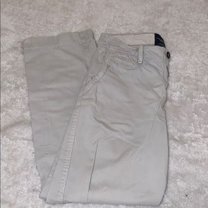 American eagle men's khakis